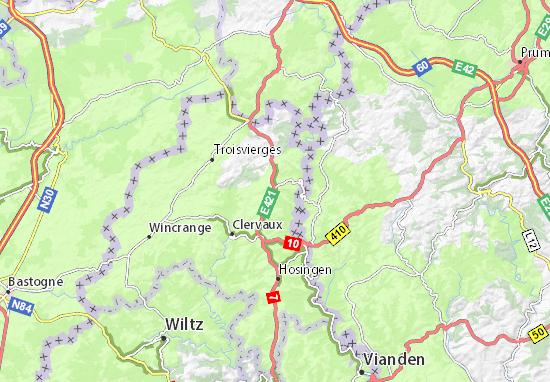 Mapas-Planos Heinerscheid