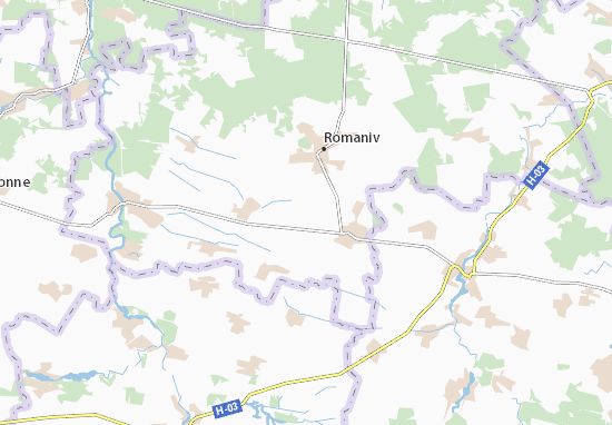 Mappe-Piantine Vrublivka