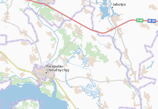 Mappe-Piantine Strokova