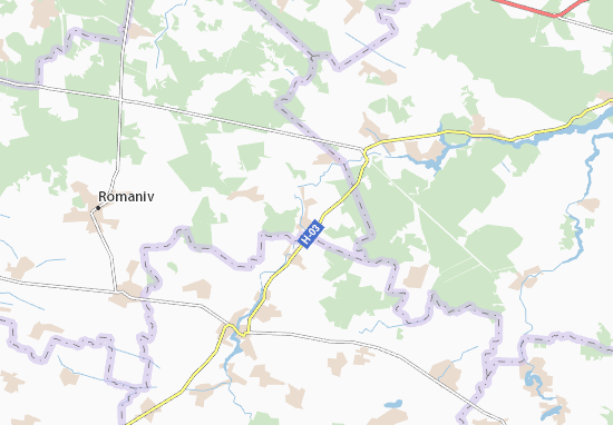 Mappe-Piantine Karvynivka