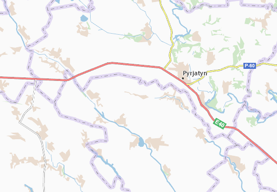 Mappe-Piantine Maiorshchyna