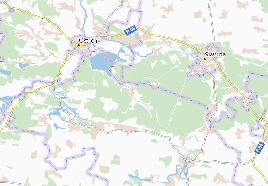 Carte-Plan Bilotyn