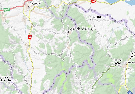 Carte-Plan Stronie Śląskie