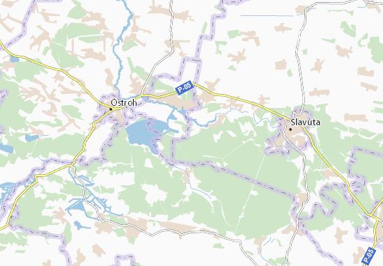 Sil'tse Map