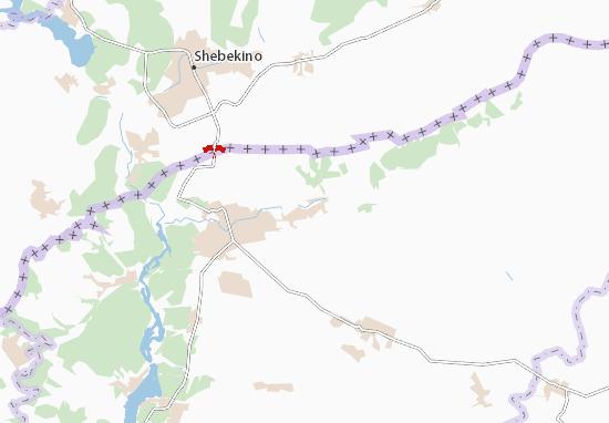 Mappe-Piantine Vovchans'ki Khutory