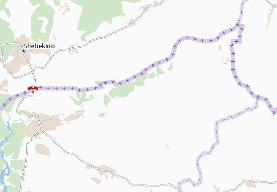 Mappe-Piantine Okhrimivka