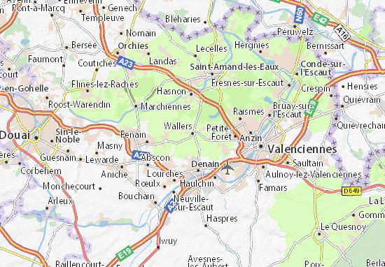 Mappe-Piantine Wallers