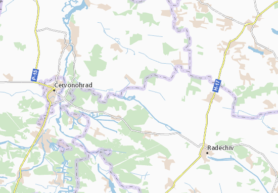 Mapas-Planos Rozzhaliv