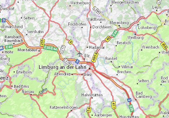 Elz Map