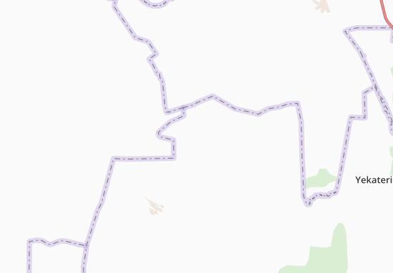 Carte-Plan Preobrazhenovka