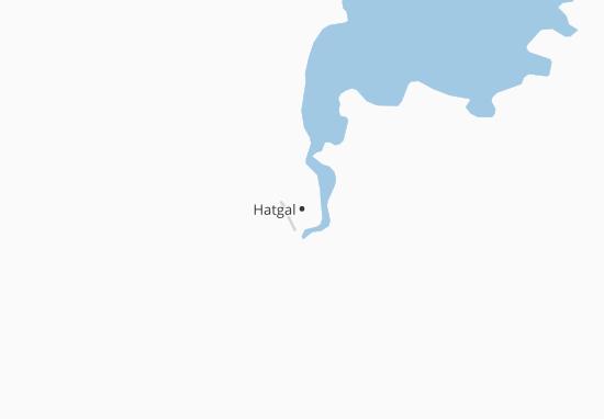 Mapa Plano Hatgal