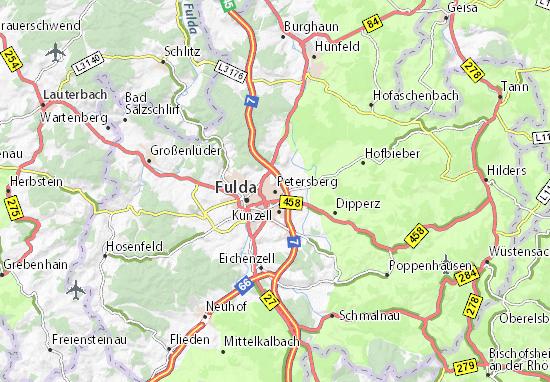 Petersberg Map