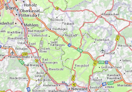 Mappe-Piantine Breitscheid