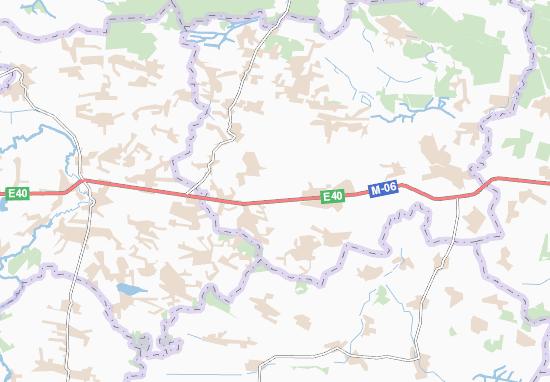 Mapas-Planos Samostrily