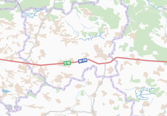 Mappe-Piantine Holovnytsya