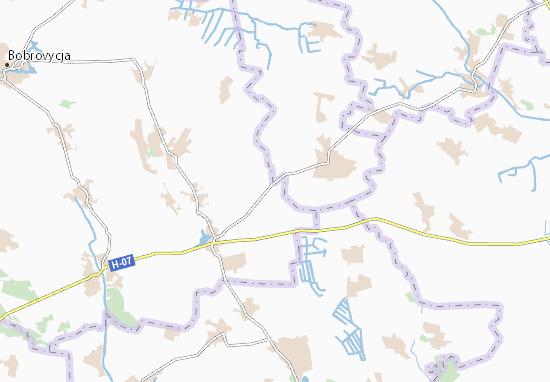 Mappe-Piantine Ukrainka