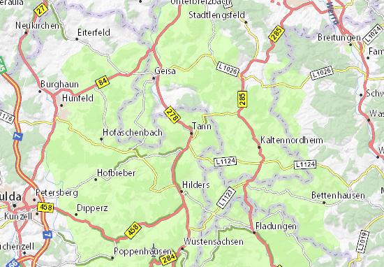 Tann Map