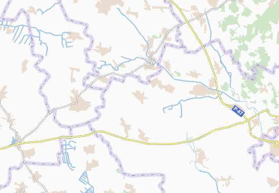Mapas-Planos Bilorichytsya