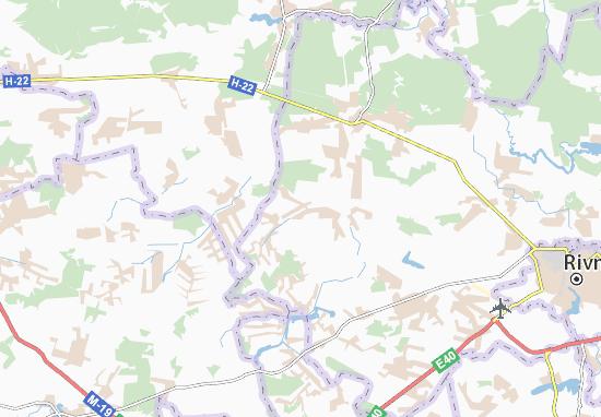 Carte-Plan Radukhivka