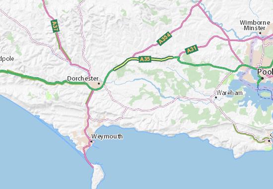 Crossways Map