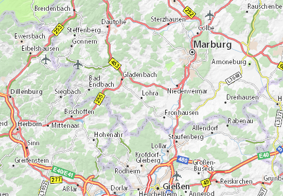 Lohra Map