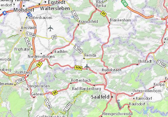 Remda Map