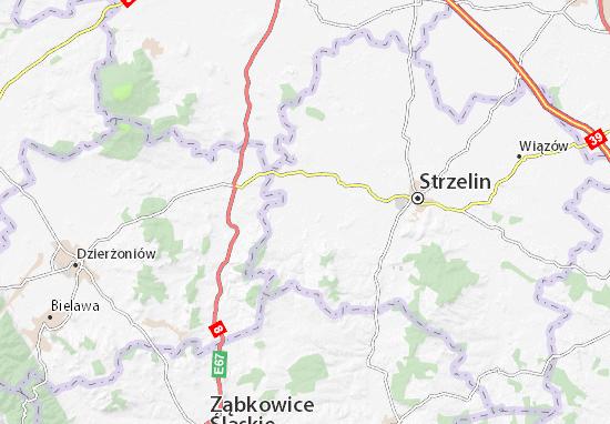 Carte-Plan Kondratowice