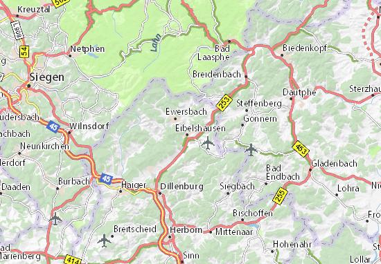 Carte-Plan Eschenburg