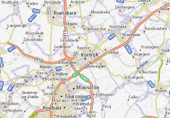 are you looking for the map of kortrijk find any address on the map of kortrijk or calculate your itinerary to and from kortrijk find all the tourist