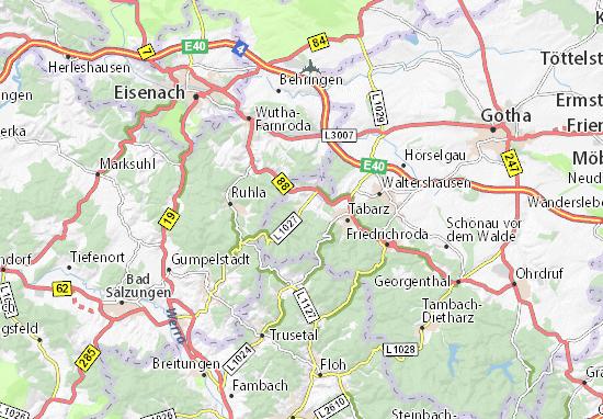 Winterstein Map