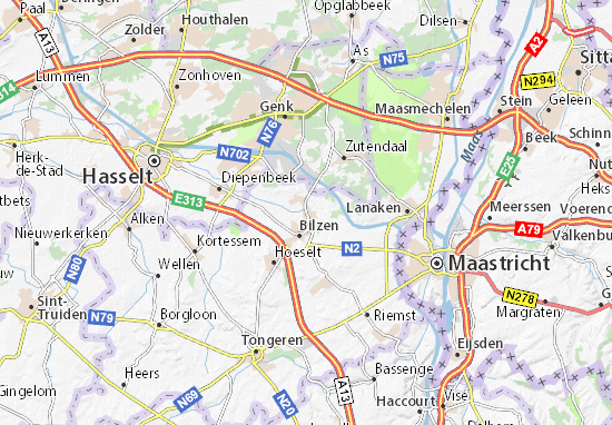 Munsterbilzen City