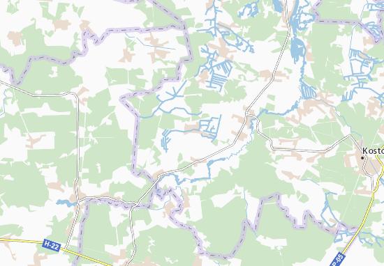 Mapas-Planos Postiine