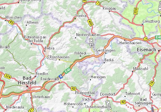 Wildeck Map