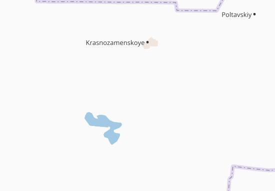 Spiridonovka Map