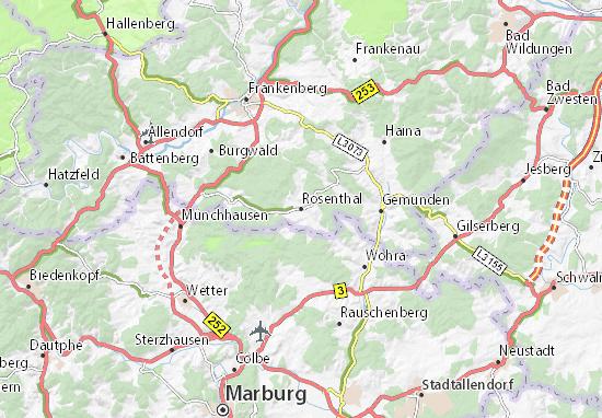Rosenthal Map