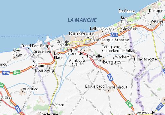 Mappe-Piantine Armbouts-Cappel