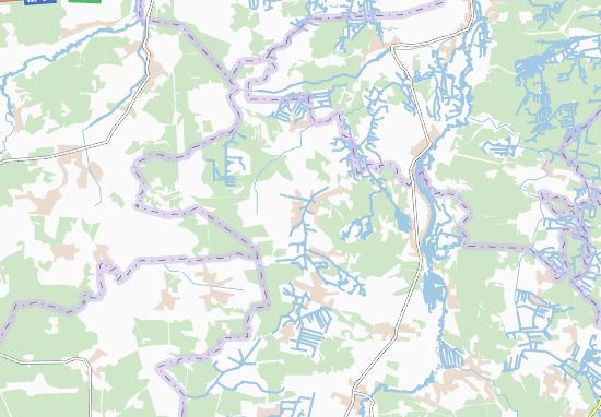 Mapas-Planos Velykyi Myds'k