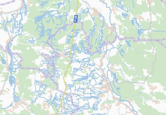 Mapas-Planos Bronne