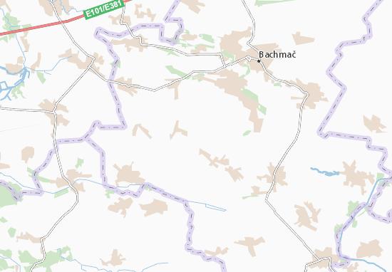 Oleksiivka Map