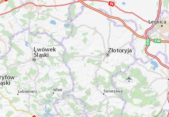 Carte-Plan Pielgrzymka