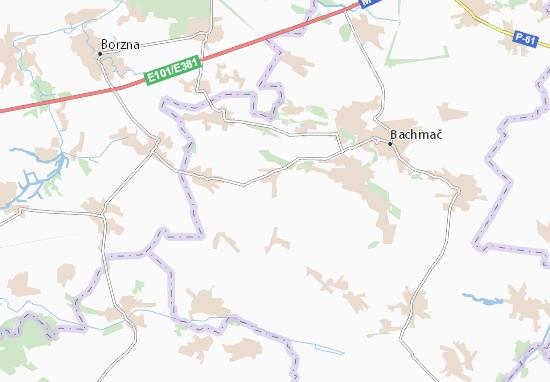 Mappe-Piantine Pisky