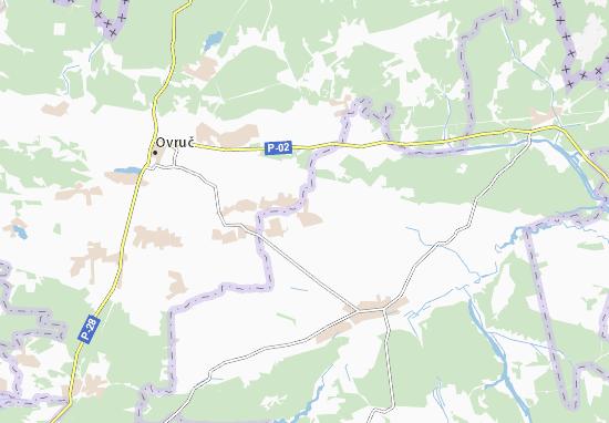 Mapas-Planos Noryntsi