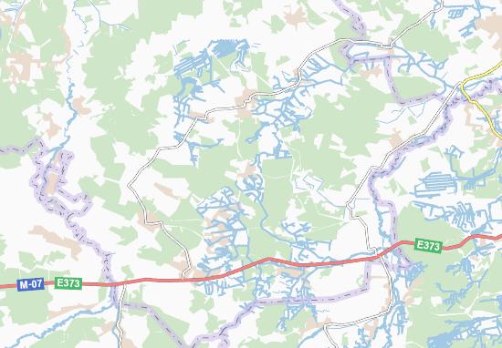 Mapas-Planos Zhovkyni