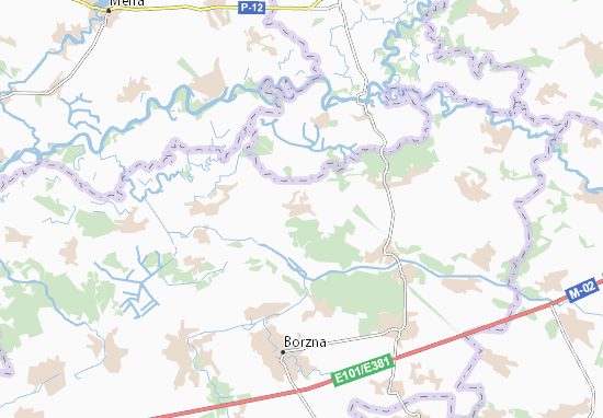Prachi Map