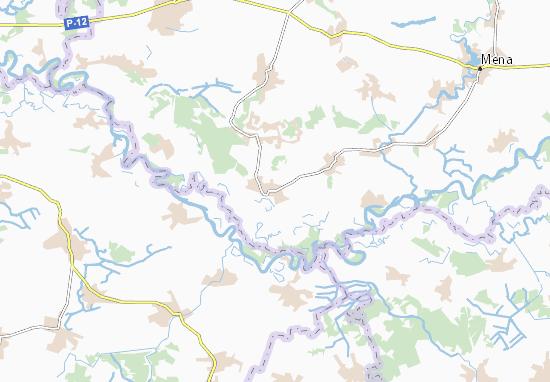 Mapas-Planos Blystova