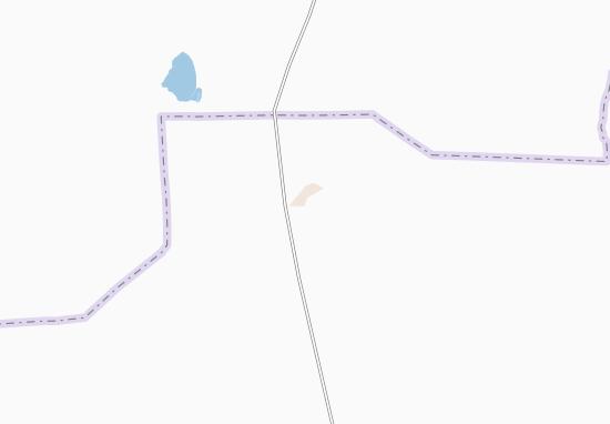 Kaart Plattegrond Maykain