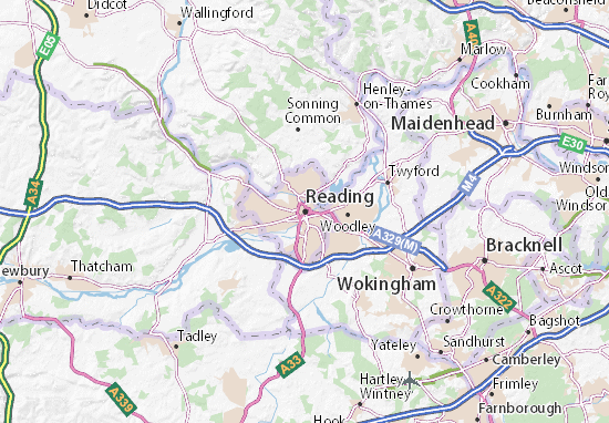 Reading Maps Contact Delaney Browne Jobs Recruitment