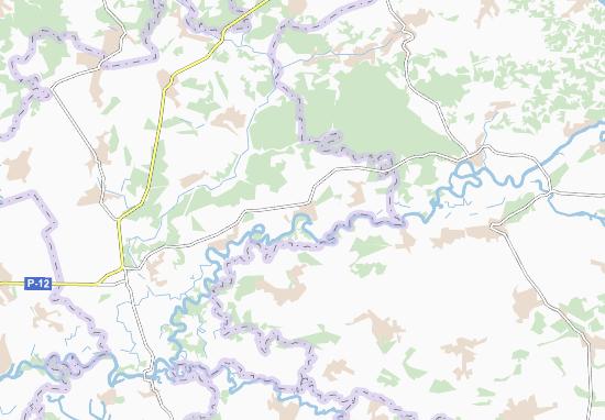 Mapas-Planos Zmitniv