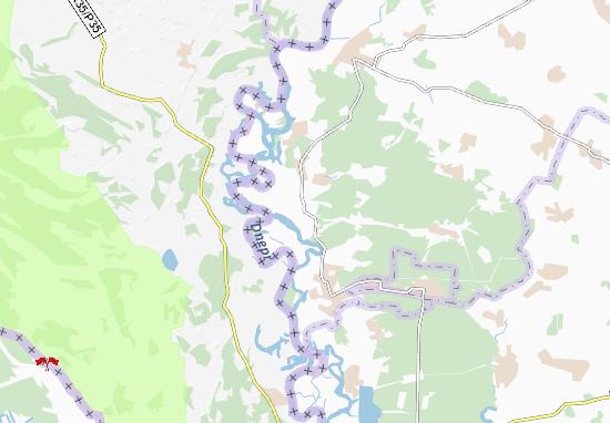 Mappe-Piantine Hubychi