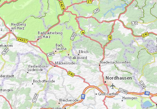 Ellrich Map